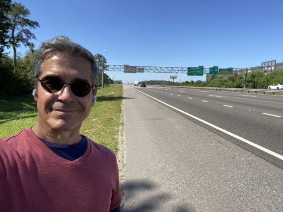 jeff noel along I-4