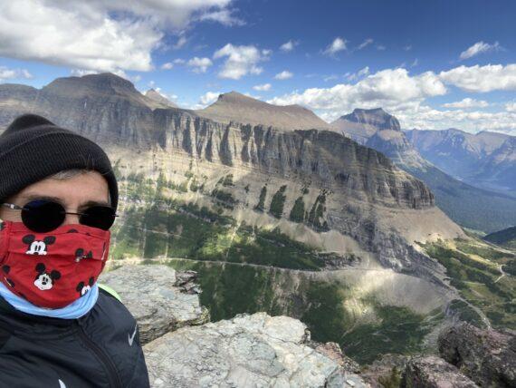 jeff noel on a mountain