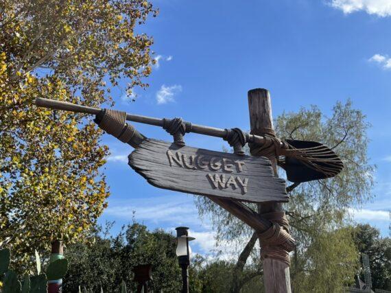 Unique Disney sign