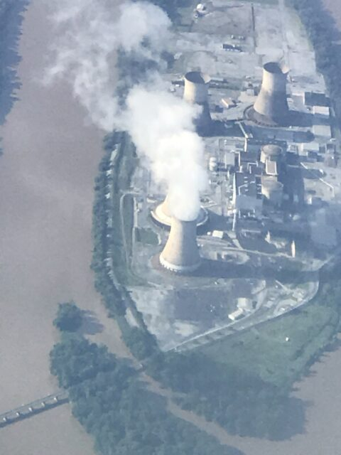 Nuclear reactors at 3 mile Island