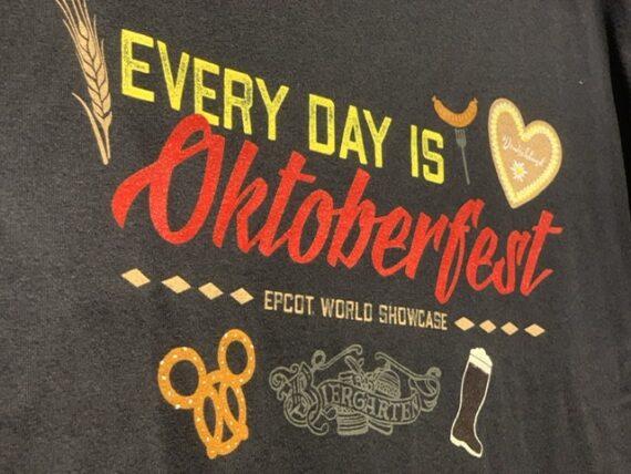 a sign featuring Oktoberfest message