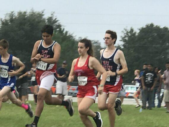 high school cross country runners