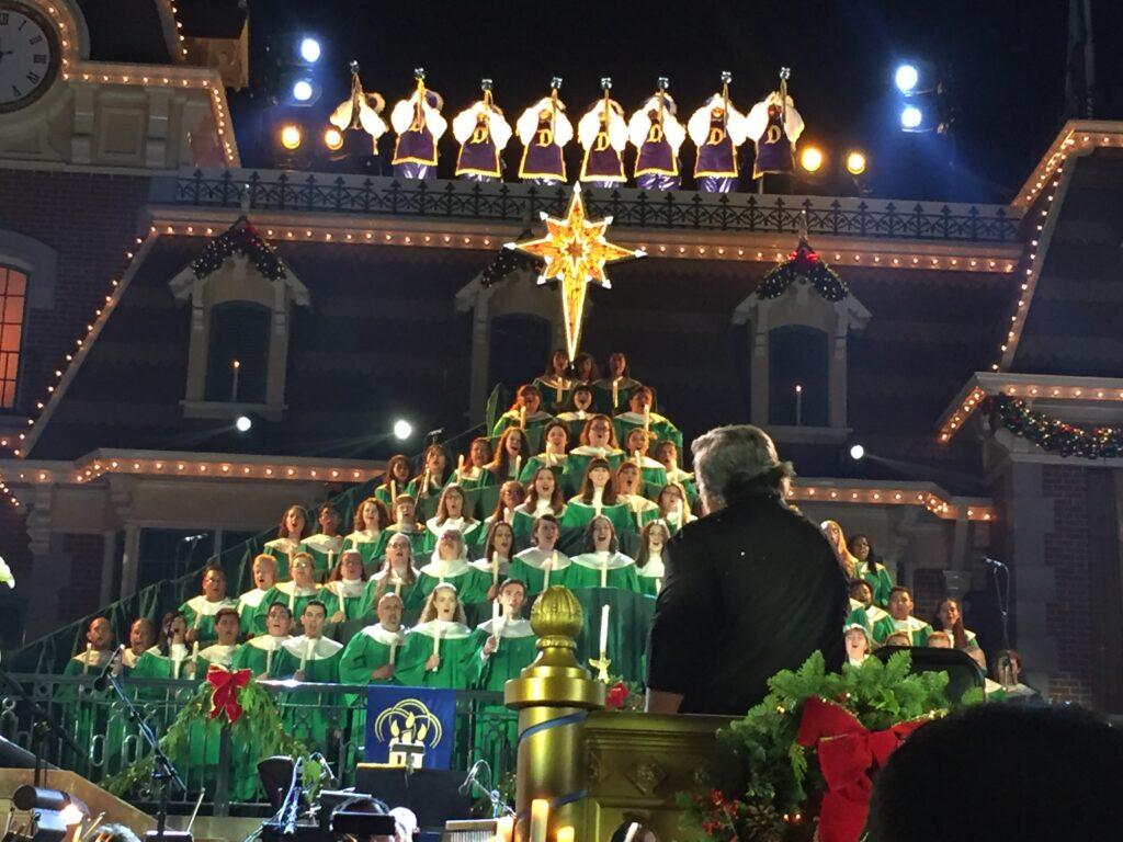 Disney Cast Choir