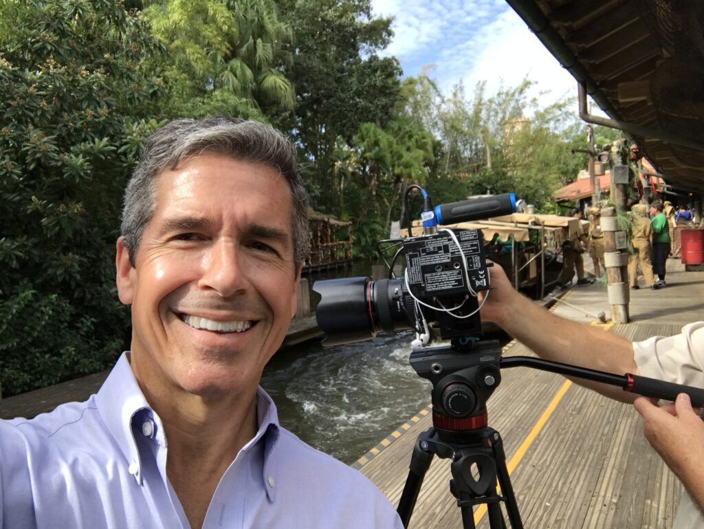 Disney Employee Culture speaker Jeff noel at jungle cruise
